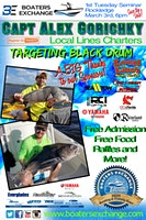 1st Tuesday Fishing Seminar Boaters Exchange Rockledge Alex Gorichky