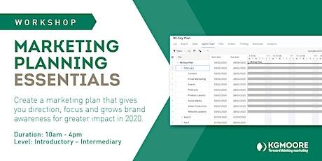 Marketing Planning Essentials tickets