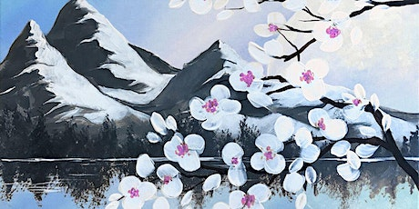 Blossom Moon Brush Party - Woburn Sands tickets