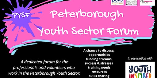 Peterborough Youth Sector Forum