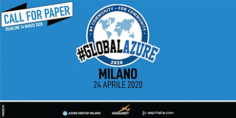 Global Azure Milan 2020 tickets