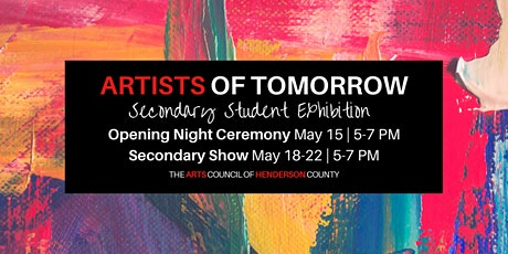 Artists of Tomorrow tickets
