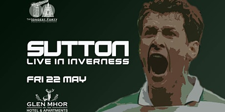An Evening with Chris Sutton tickets