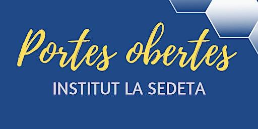 JPO Institut La Sedeta B2020 (Xerrada informativa)
