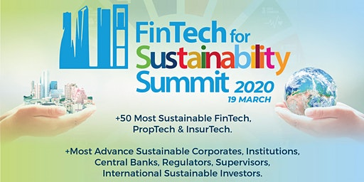 FinTech for Sustainability SUMMIT 2020