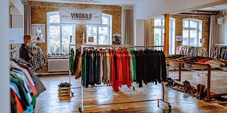 Vintage Kilo Sale • Karlsruhe • VinoKilo Tickets