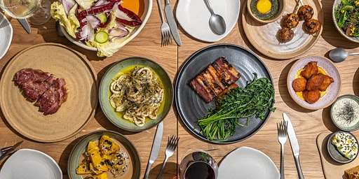 TAP-NY Dinner Series at Banty Rooster