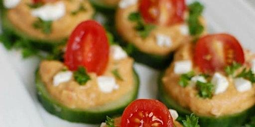 Try-Day Thursdays: Flavors of the Mediterranean Sample- Ephrata