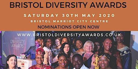 Bristol Diversity Awards 2020 tickets