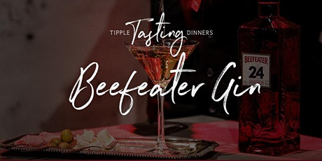 Tipple Tasting Dinner - Beefeater Gin tickets