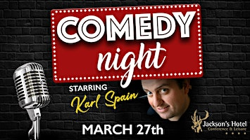 Comedy Night with Karl Spain