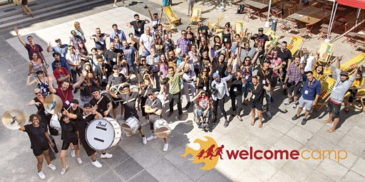WelcomeCamp Berlin am 06.06.2020