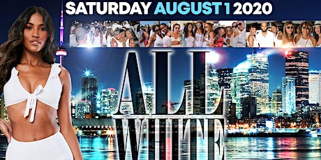 All White Boat Ride tickets