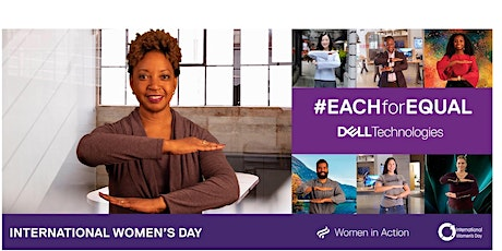 Dell Women in Action's International Women's Day Event tickets