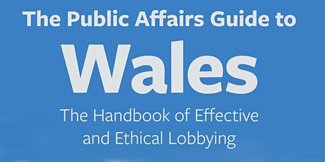 London Launch - The Public Affairs Guide to Wales tickets