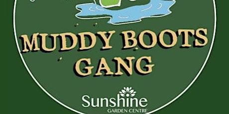 Muddy Boots Gang - Potato Planting & Potato Men Creations! tickets