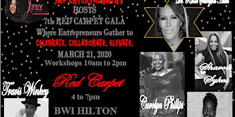 Premiere Red Carpet Gala for Entrepreneurs Business & Innovation tickets