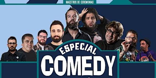 Especial Comedy Club