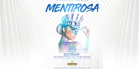 MENTIROSA - The full Latin Experience tickets
