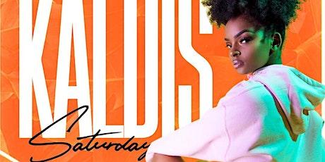 International Kaldis Saturdays : Afro-Caribbean-Latin Experience + More! tickets