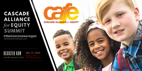 Cascade Alliance for Equity Spring Conference tickets