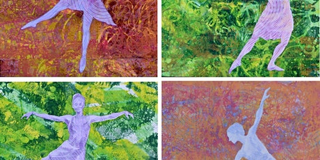 Painting Demonstration and Gallery Walkthrough - Sally Davies tickets