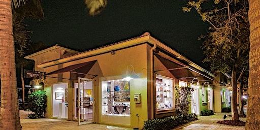 Grand Opening PBG Gallery Feb 22 -  Meet The Artist - Sculptor Mopho Gonde