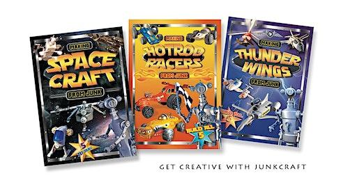 Junkcraft - Half Term for Crafty Kids