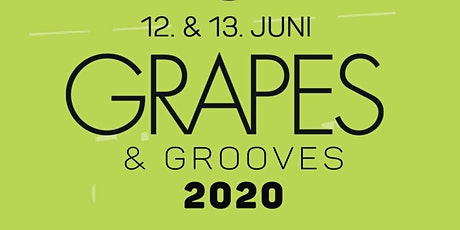 Grapes & Grooves 2020 Tickets