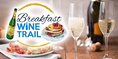 Breakfast Wine Trail 2020 tickets