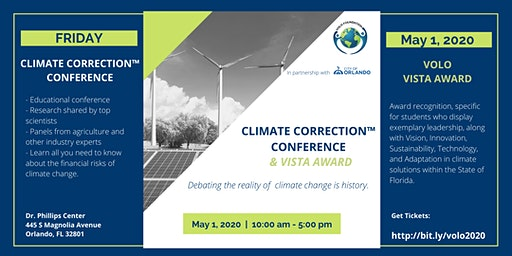 Climate Correction™ Conference