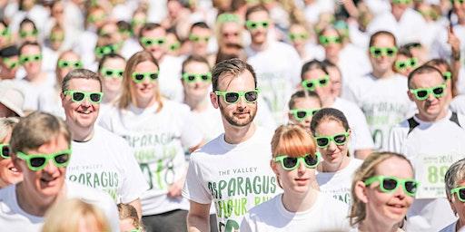 The Valley Asparagus Colour Run 2020