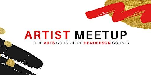 Artist Meetup