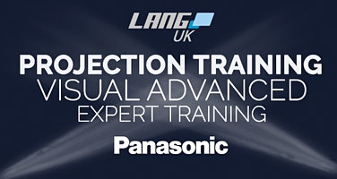 PANASONIC - PROJECTION TRAINING - VISUAL ADVANCED EXPERT