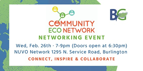 Community Eco-Network tickets