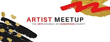 Artist Meetup tickets
