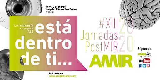 Jornadas PostMIR AMIR 2020