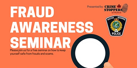 Fraud Awareness Seminar tickets
