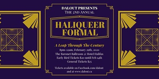 HaliQueer Formal 2020: A Leap Through The Century