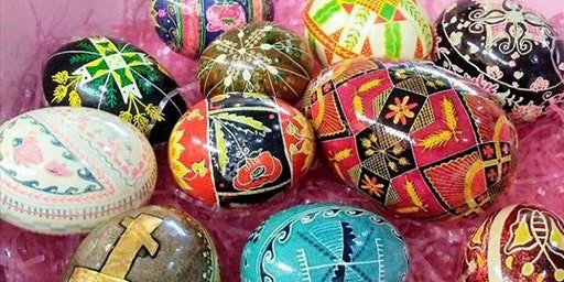 Pysanky Workshop - Ukrainian Egg Decorating - A Second Evening