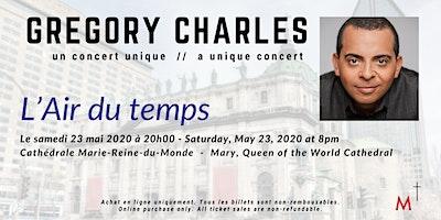 Gregory Charles - L'Air du temps
