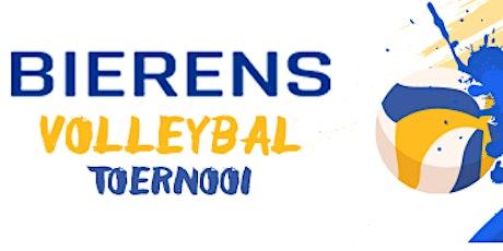 Volleybaltoernooi tickets