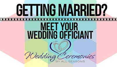 Meet Your Wedding Officiant: Etobicoke tickets