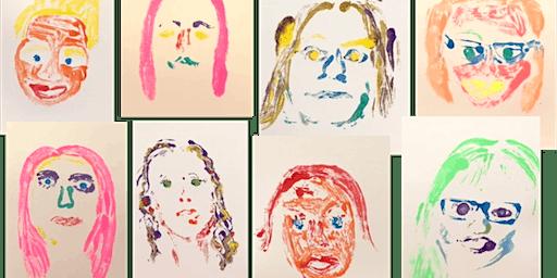 Funny Face Portrait & Print Workshop