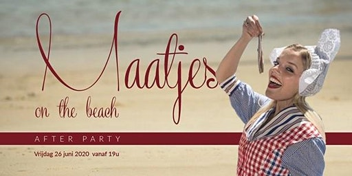 foodfest on the beach en party