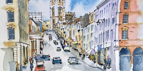 Sketching workshops at Cass Art Bristol tickets