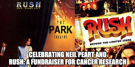 Celebrating Neil Peart and Rush: A Fundraiser for Cancer Research tickets