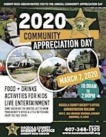 2020 Community Appreciation Day