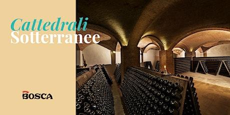 Tour in English - Bosca Underground Cathedral on 23th February 20 at 2 pm biglietti