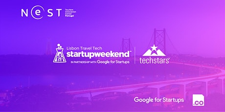 Techstars Startup Weekend Lisbon Travel Tech bilhetes